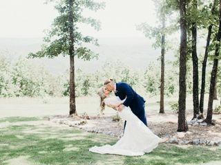 The wedding of Wynter and T.J.