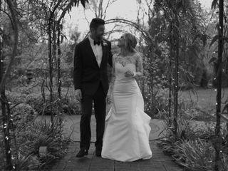 The wedding of Aimee and Luke 3