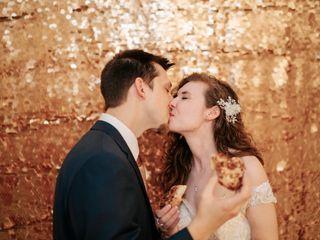 The wedding of Doug and Shelby 1
