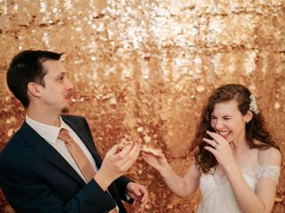The wedding of Doug and Shelby 2