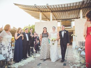 The wedding of Adriana and Antonio 1