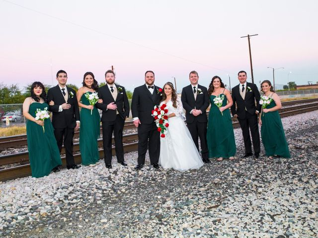 Christopher and Deanna's Wedding in Tucson, Arizona 1