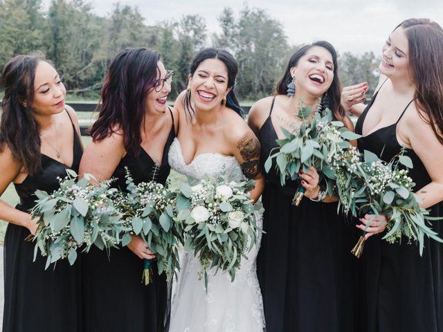 Joey and Sasha's Wedding in Saint Cloud, Florida 1