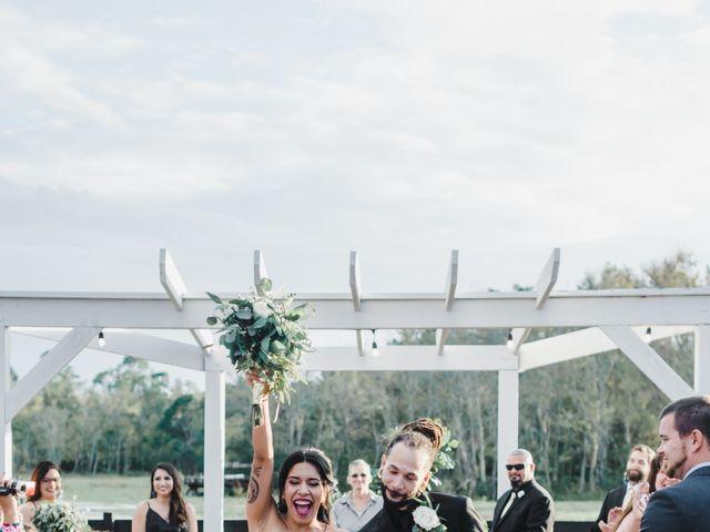 Joey and Sasha's Wedding in Saint Cloud, Florida 2