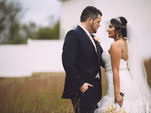 Brett and Kaiti's Wedding in Sturbridge, Massachusetts 1