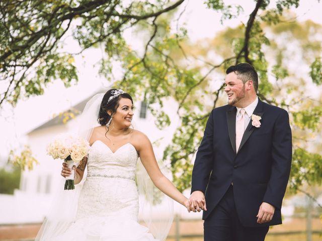 Brett and Kaiti's Wedding in Sturbridge, Massachusetts 2