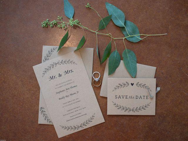 Stephanie and Buddy's Wedding in Krum, Texas 2