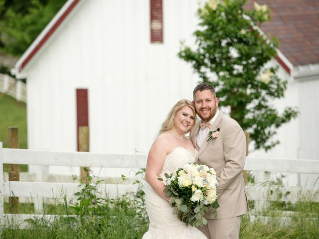 The wedding of Anna and Patrick