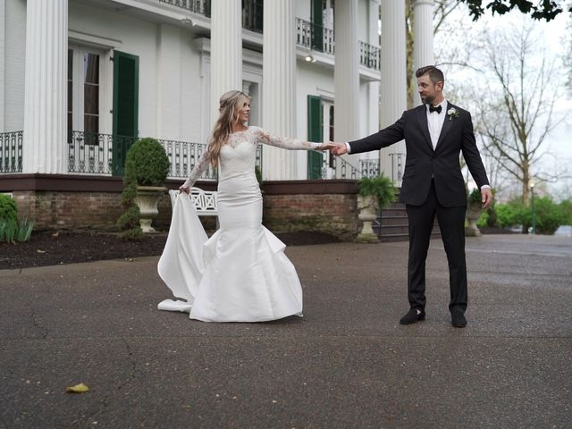 Luke and Aimee's Wedding in Nashville, Tennessee 2