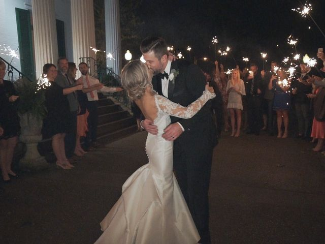 Luke and Aimee's Wedding in Nashville, Tennessee 6