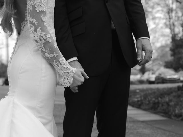 Luke and Aimee's Wedding in Nashville, Tennessee 9