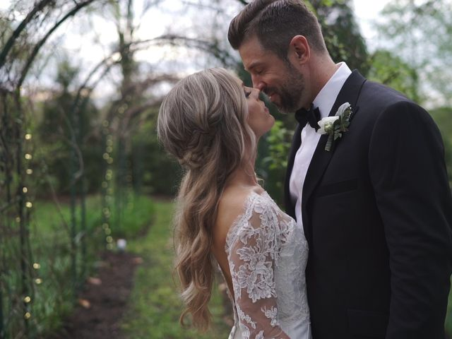Luke and Aimee's Wedding in Nashville, Tennessee 10
