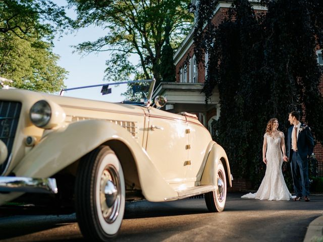 Shelby and Doug's Wedding in Elmore, Ohio 1