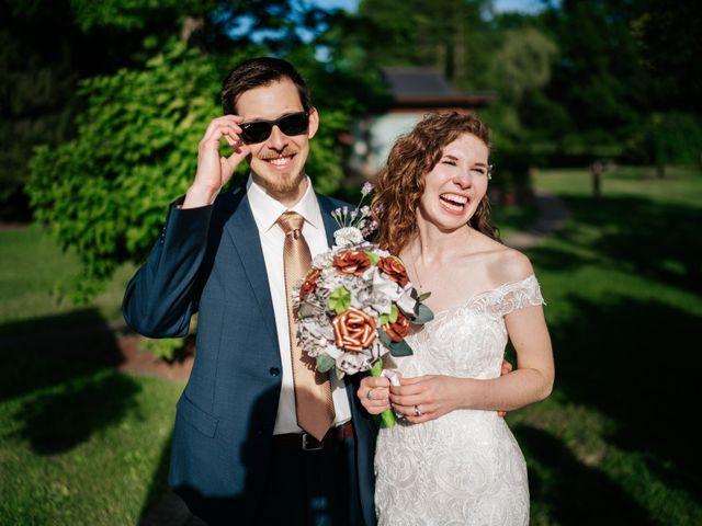 The wedding of Doug and Shelby