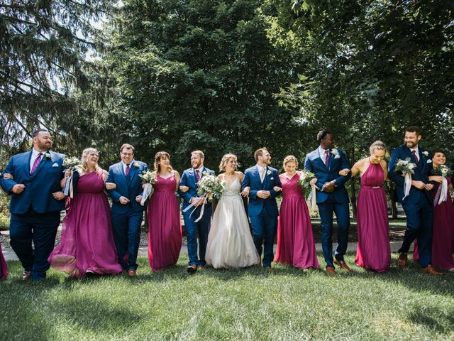 Robby and Kelly's Wedding in South Bend, Indiana 30
