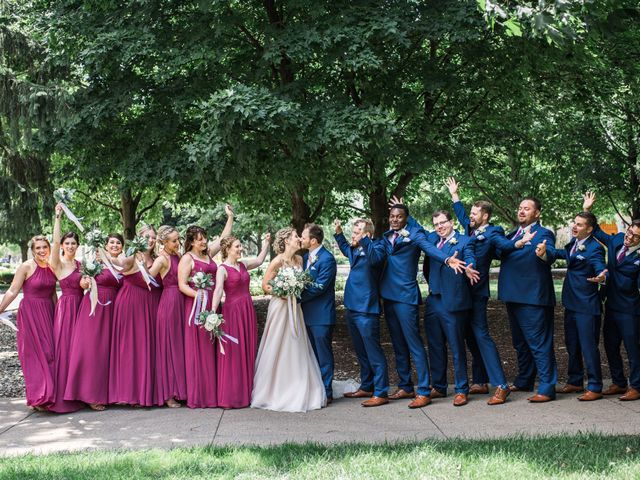 Robby and Kelly's Wedding in South Bend, Indiana 21