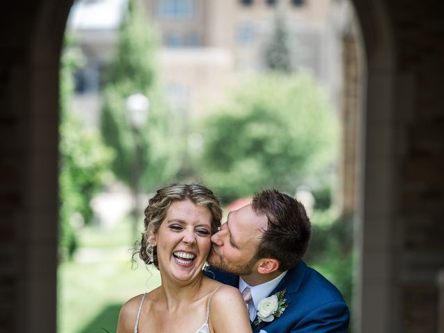 Robby and Kelly's Wedding in South Bend, Indiana 3
