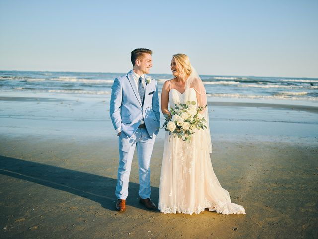 The wedding of Olivia and Lucas