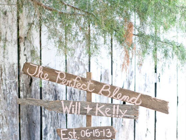 Kelly and Will's Wedding in Woodlawn, Tennessee 3