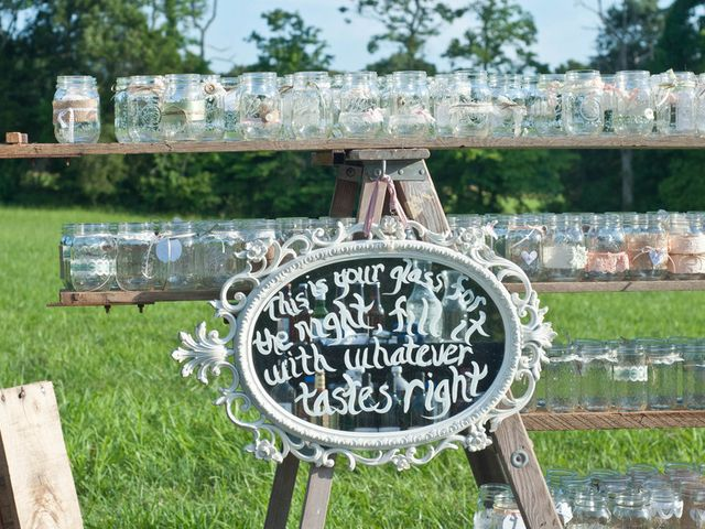 Kelly and Will's Wedding in Woodlawn, Tennessee 37