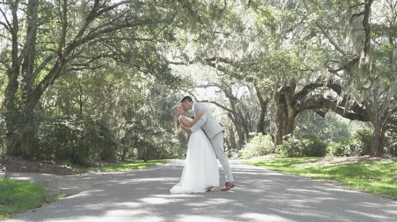 Michael and Ashley's Wedding in Charleston, South Carolina