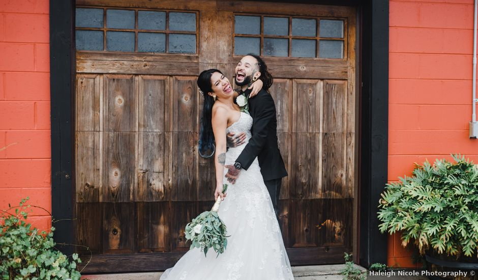Joey and Sasha's Wedding in Saint Cloud, Florida