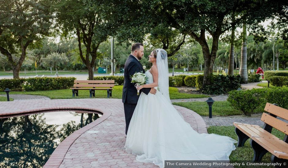John and Kristen's Wedding in Fort Myers, Florida