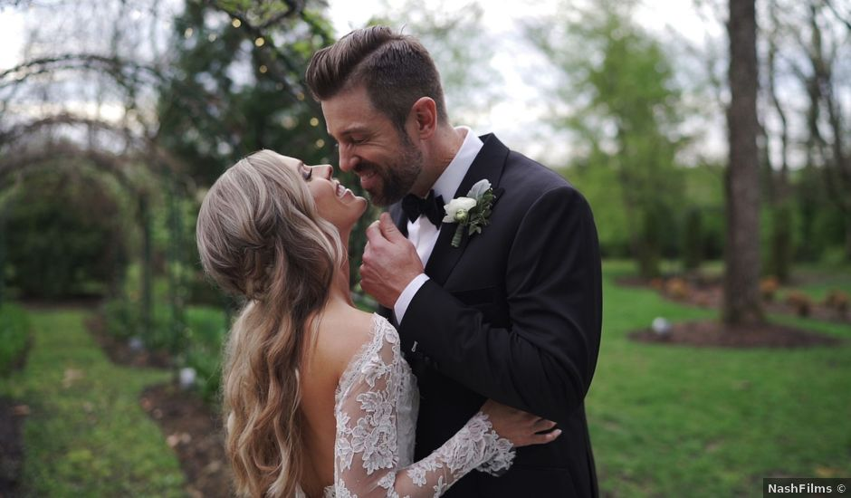 Luke and Aimee's Wedding in Nashville, Tennessee