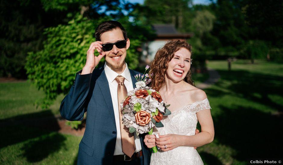 Shelby and Doug's Wedding in Elmore, Ohio