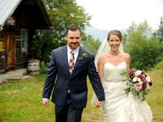 The wedding of Lauren and Jim