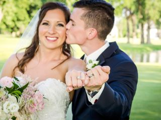 The wedding of Tatiana and Alex
