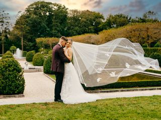 The wedding of Rosemarie and Joseph