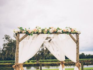 Melissa and Anthony's Wedding in Plant City, Florida 10