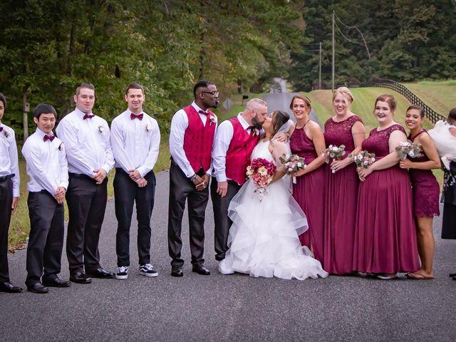 Alex and Kori's Wedding in Scottsville, Virginia 1