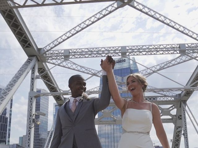 Roydell and Natalie's Wedding in Nashville, Tennessee 4