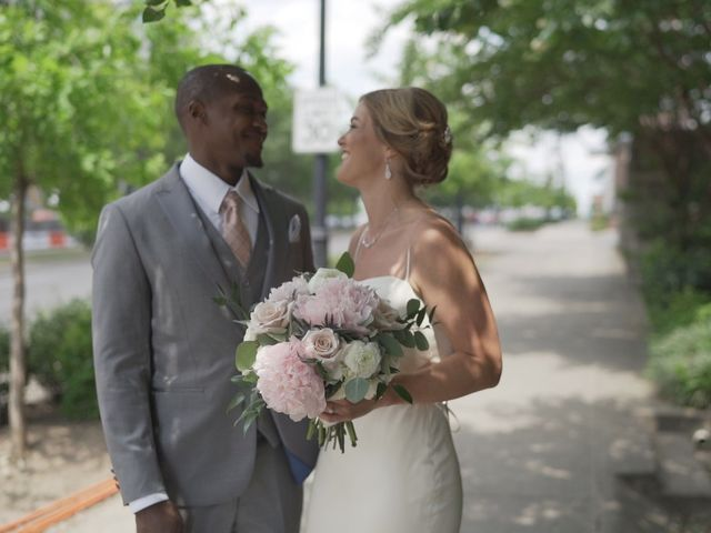 Roydell and Natalie's Wedding in Nashville, Tennessee 9