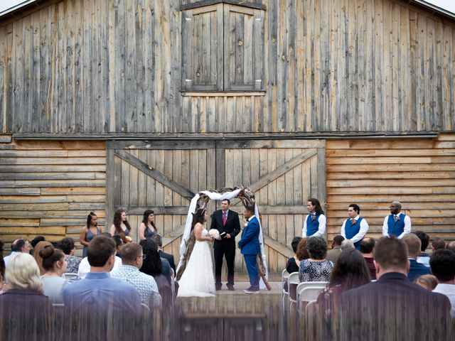 Christian and Penelope's Wedding in Fountain Inn, South Carolina 3