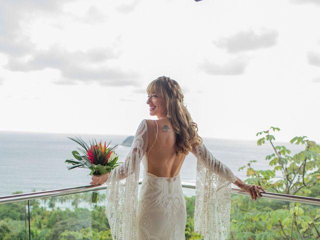 Jim and Lindsay's Wedding in Manuel Antonio, Costa Rica 4