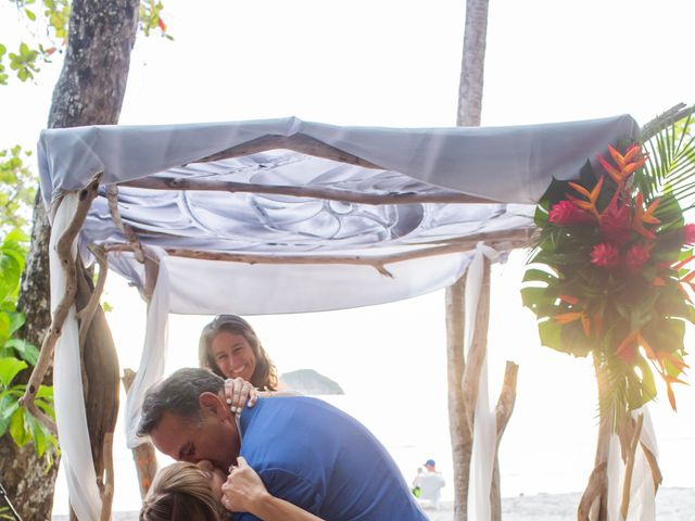 Jim and Lindsay's Wedding in Manuel Antonio, Costa Rica 6