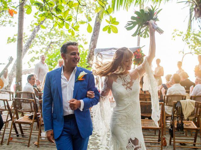Jim and Lindsay's Wedding in Manuel Antonio, Costa Rica 7
