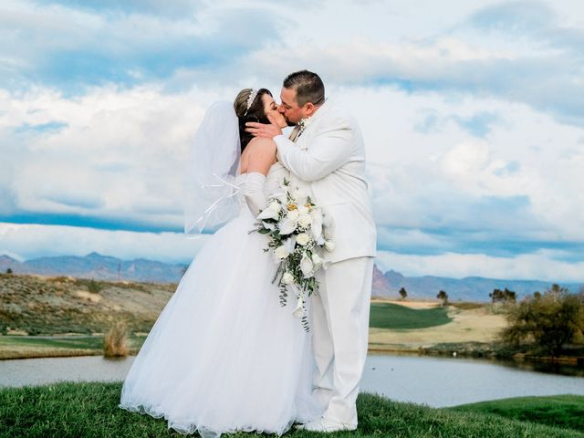 Dominic and Kayla's Wedding in Fort Mohave, Arizona 3