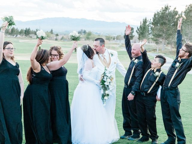Dominic and Kayla's Wedding in Fort Mohave, Arizona 1