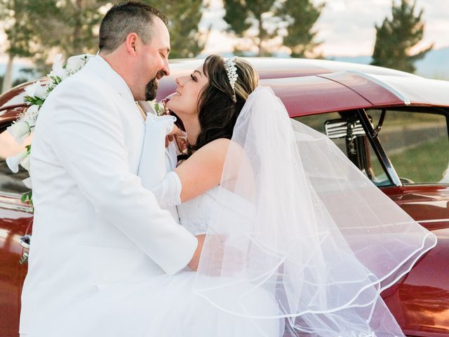 Dominic and Kayla's Wedding in Fort Mohave, Arizona 4