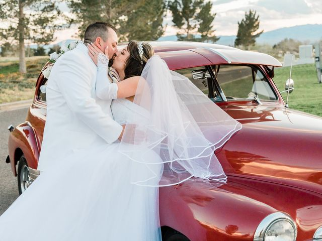 Dominic and Kayla's Wedding in Fort Mohave, Arizona 5