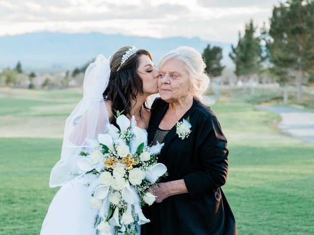 Dominic and Kayla's Wedding in Fort Mohave, Arizona 6