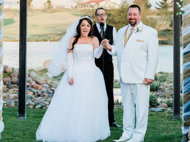 Dominic and Kayla's Wedding in Fort Mohave, Arizona 7