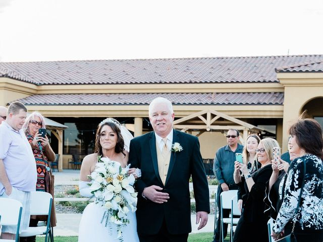Dominic and Kayla's Wedding in Fort Mohave, Arizona 8