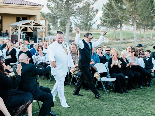 Dominic and Kayla's Wedding in Fort Mohave, Arizona 9