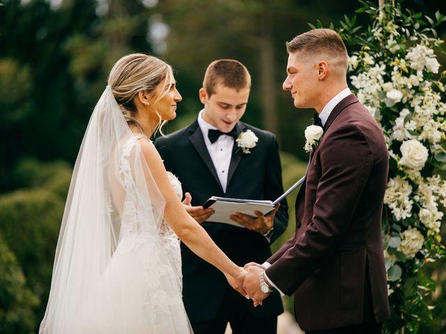 Joseph and Rosemarie's Wedding in Huntington, New York 25