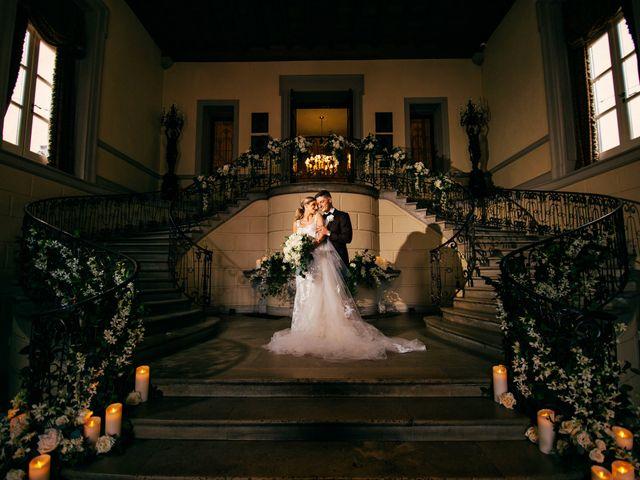 Joseph and Rosemarie's Wedding in Huntington, New York 27